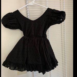 Ruemuu black dress